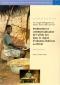 Production et commercialisation de l'afitin fon dans la région d'Abomey-Bohicon au Bénin