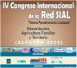 IV Congreso International de la Red SIAL (ALFATER 2008)