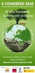 X Congreso de la Sociedad Española de Agricultura Ecológica